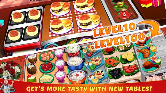 Cooking Max – Mad Chef's Restaurant Games 2