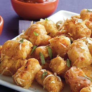 Potato Nugget Nachos Recipe