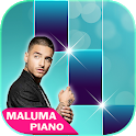 Qué Pena - Maluma Piano Tiles icon