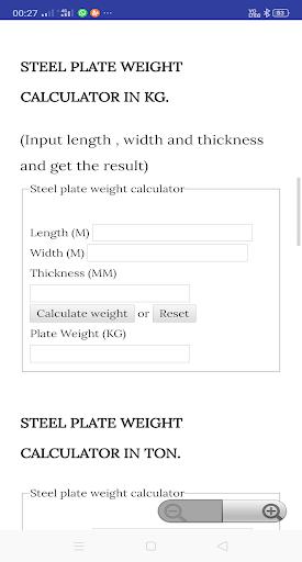 Download Metal Weight Calculator Plate Pipe Bar Steel Free Free For Android Metal Weight Calculator Plate Pipe Bar Steel Free Apk Download Steprimo Com