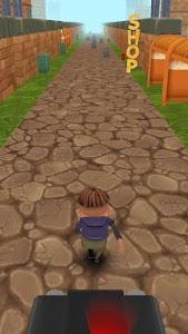 Mr Bully Run 3D screenshot 7