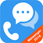 WhatsCall : Chat, Free Call, Stickers - Messenger icon