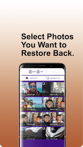 Restore My All Deleted Photos screenshot 4