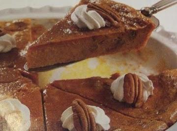 Impossible  Butternut Squash  Pie   (like Pumpkin) Recipe