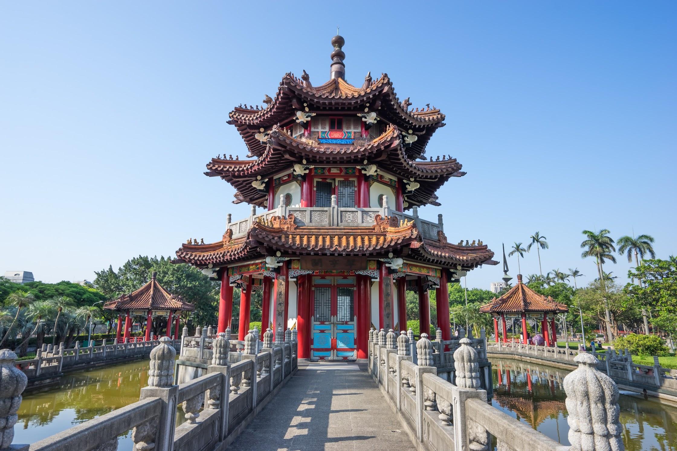 Taipei Peace Memorial Park2
