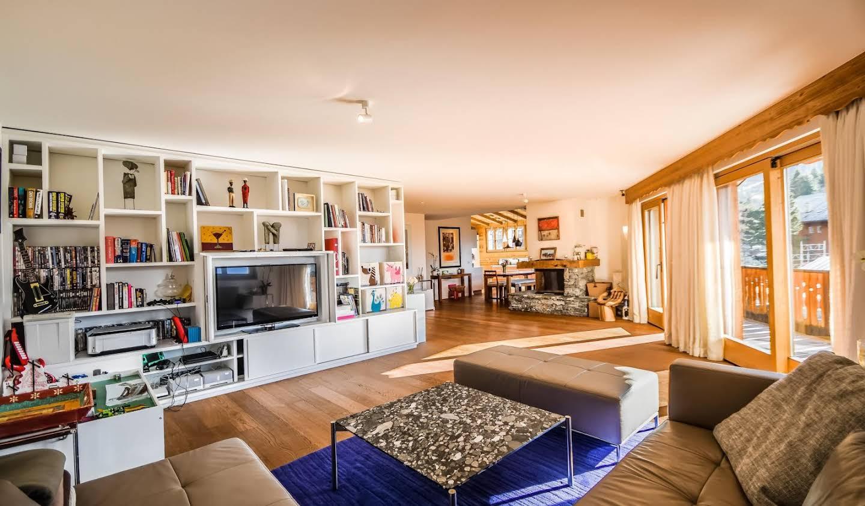 Appartement avec piscine Villars-sur-Ollon