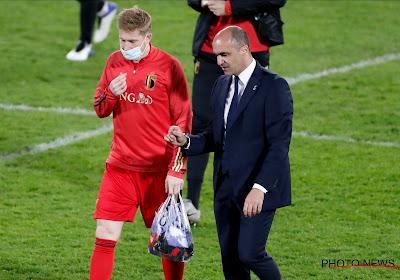 Martinez houdt pleidooi bij UEFA en wil meer dan 23 spelers meenemen naar het EK
