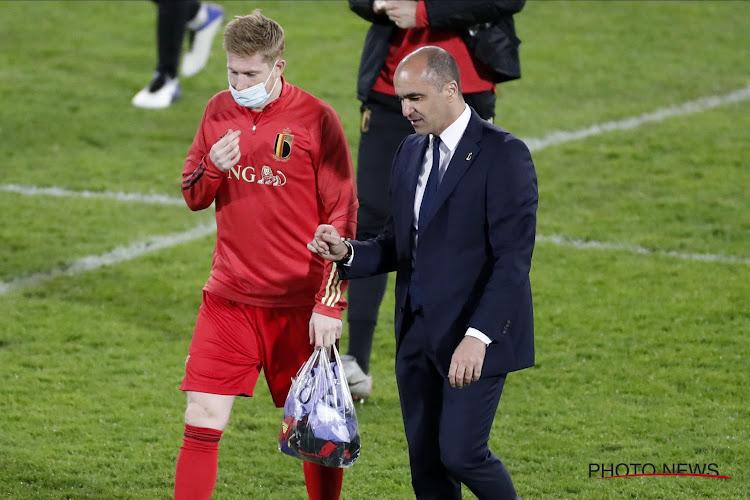 Verbreekt Roberto Martinez zijn contract deze keer wel? 'Engelse topclub zet bondscoach van Rode Duivels met stip op één'