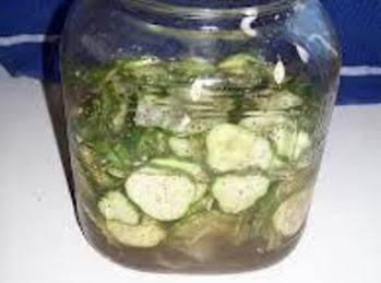 Russ's Open Jar Pickles Recipe