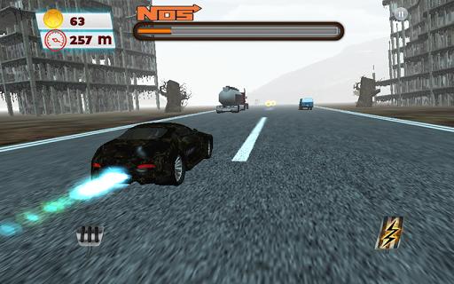 ダークハイウェイ・レーシング|玩賽車遊戲App免費|玩APPs