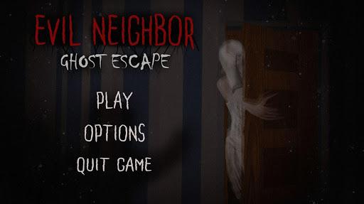 Télécharger Gratuit Jeux d'horreur : Evasion fantôme du méchant voisin APK MOD (Astuce) screenshots 1