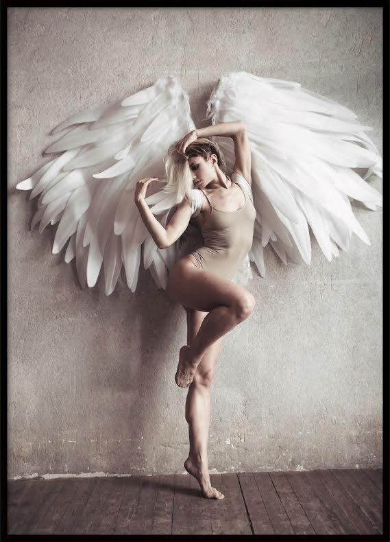 Ballet angel, Poster