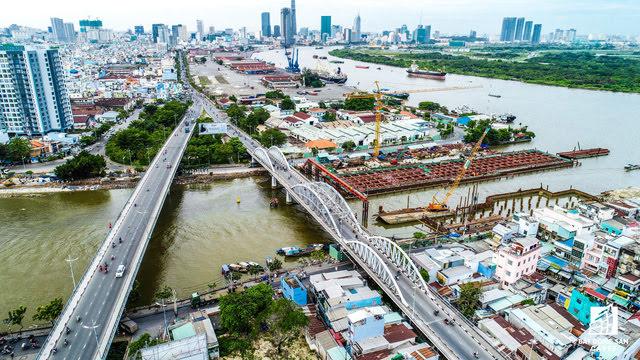 Cận cảnh con đường được mong chờ nhất trung tâm Sài Gòn sắp được mở rộng gấp ba 77