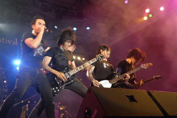 International Music Festival, Pattaya
