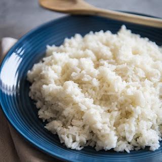 Brazilian White Rice.