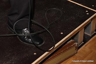 Photo: Spaghetti met schoen
