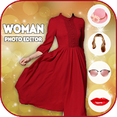 Women Photo Editor : Women Fashion Suit, Dress Android APK Download Free By HJ Photo Media Pvt Ltd.