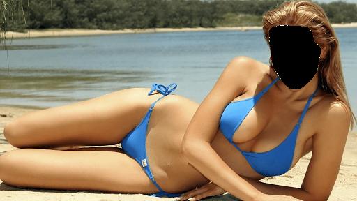 Bikini Photo Shoot + Selfie apkpoly screenshots 8
