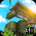 Bridge Builder: Crane Driver icon