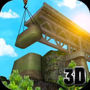 Bridge Builder: Crane Driver for PC and MAC