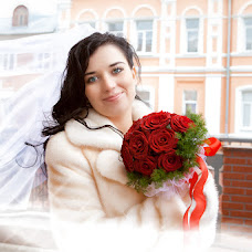 Wedding photographer Sergey Zolotarev (zolotarev). Photo of 26.01.2014