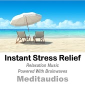 Instant Stress Relief (Relaxation Music Powered With Brainwaves)