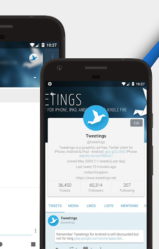 Tweetings for Twitter v11.11.2 [Patched]