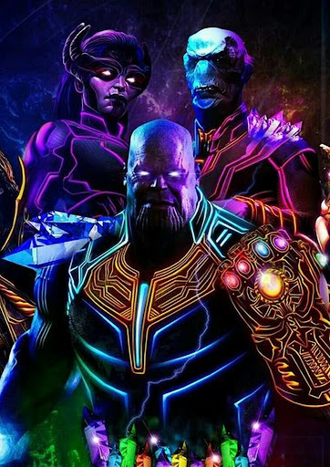 HD Thanos Wallpaper Mod Apk Unlimited Android - apkmodfree.com