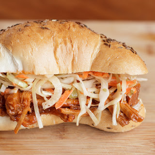 Southern Pulled Pork and Slaw