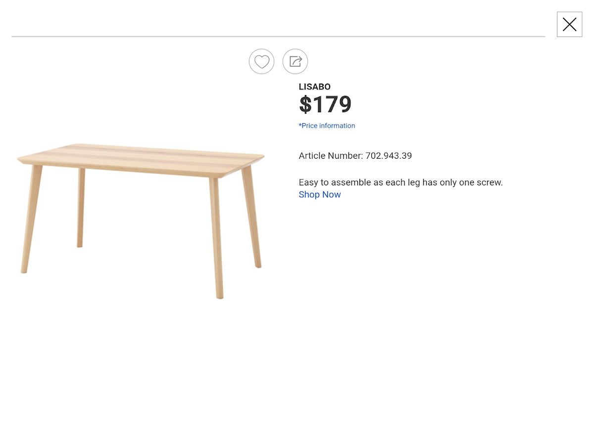 IKEA Catalog- screenshot