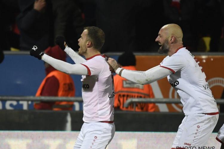 """Hairemans scoort na woelige transferweek voor Antwerp: """"Ik ben blij dat ik hier nog ben, maar..."""""""
