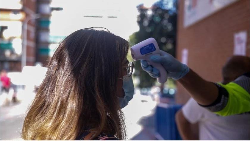Almería suma 49 nuevos contagios.