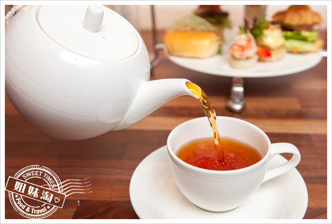 Chic Pastry奇可烘焙菜單TWGTEA紅茶