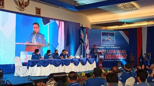Loyalis AHY Akui Masalah Demokrat Jadi Besar karena Moeldoko Anak Buah Jokowi - Nasional JPNN.com