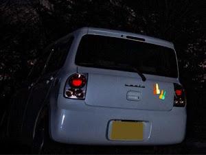 アルトラパン HE22S のカスタム事例画像 ℳ.   - Shirorabi -さんの2019年01月06日01:45の投稿