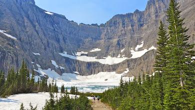 Photo: Behold! - Iceberg Lake
