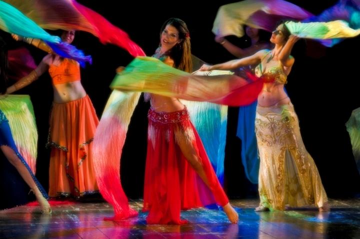 La danza ammaliatrice di miyomo