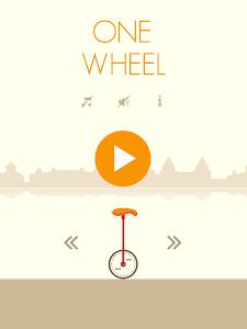 One Wheel - Endless v1.0
