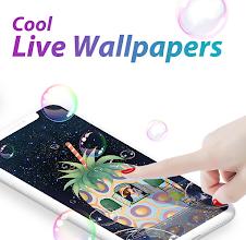 C Launcher Pro: Live Theme and HD Wallpapers screenshot thumbnail