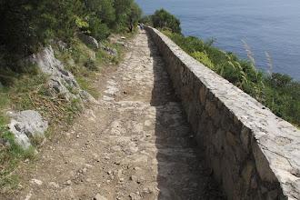 Photo: Altri vecchi scalini originali ... più evidenti