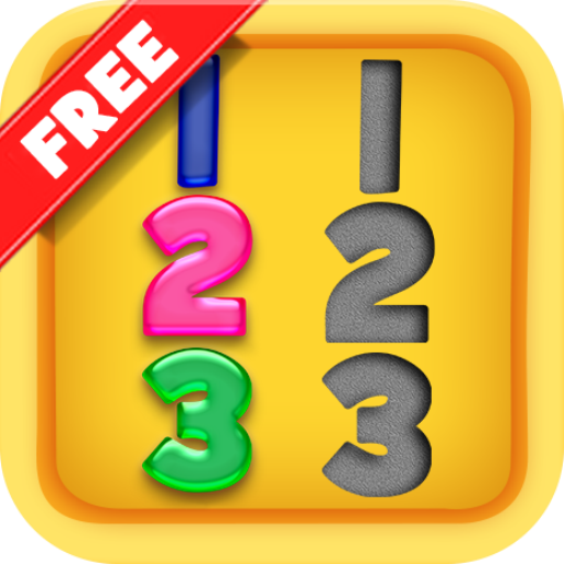 Numbers Puzzles For Toddlers (game)