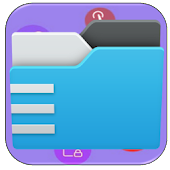 File Manager Explorer Folder