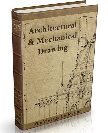 315 rare architectural mechanical and technical drawing books on architectural mechanical and technical drawing 315 ebooks on data dvd fandeluxe Gallery
