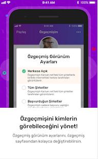 Kariyer.net - İş İlanları Screenshot
