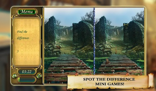Hidden Object: Strange Mystery- screenshot thumbnail