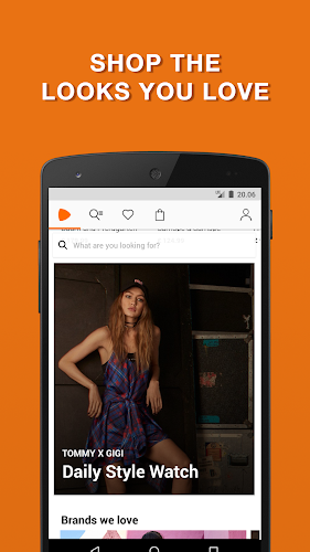 Zalando – Shopping & Fashion Android App Screenshot