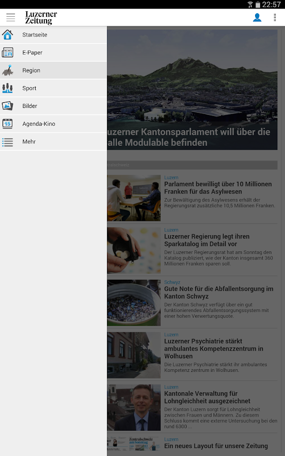 Partnersuche Luzerner Zeitung
