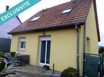 maison à Soppe-le-Bas (68)