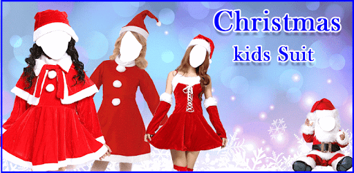 Приложения в Google Play – Christmas <b>Kids</b> Suit New