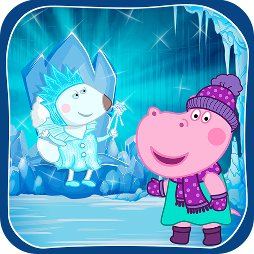 Hippo's tales: Snow Queen (game)